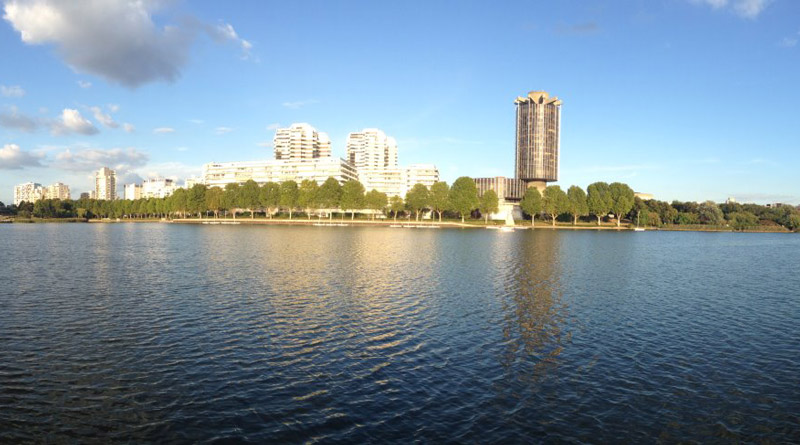 Lac de Créteil